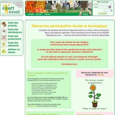 26bb20099e7 Court-Circuit Grenoble   Livraison de paniers de fruits   légumes sans  contraintes