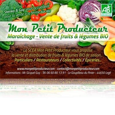 4956a0405be Mon Petit Producteur - Le bio à domicile