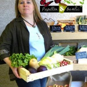 Christelle+légumes