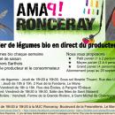 Affiche Ronceray