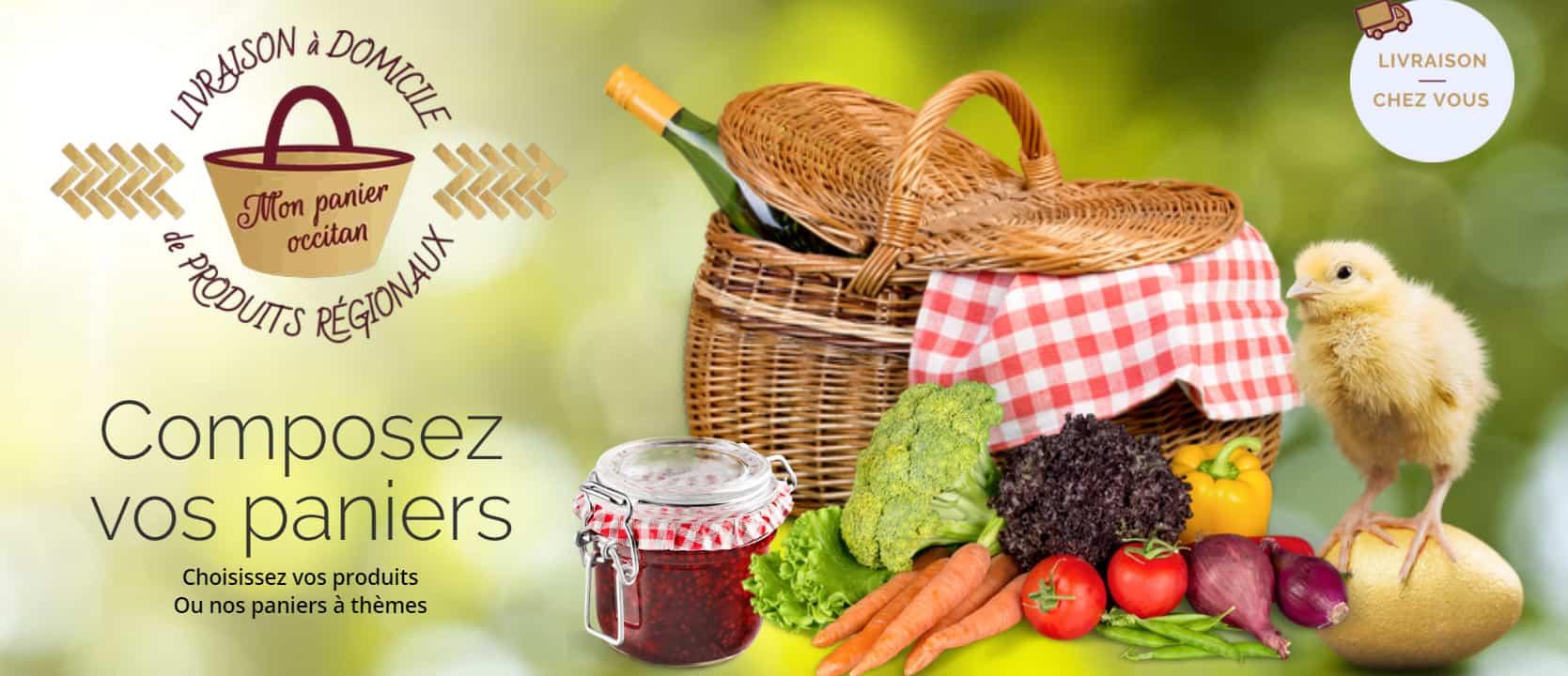 Mon Panier Occitan - Livraison de produits régionaux à domicile